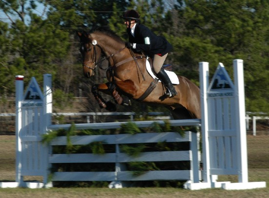 Jumping Branch HT - Mar 8-10th, 2008
